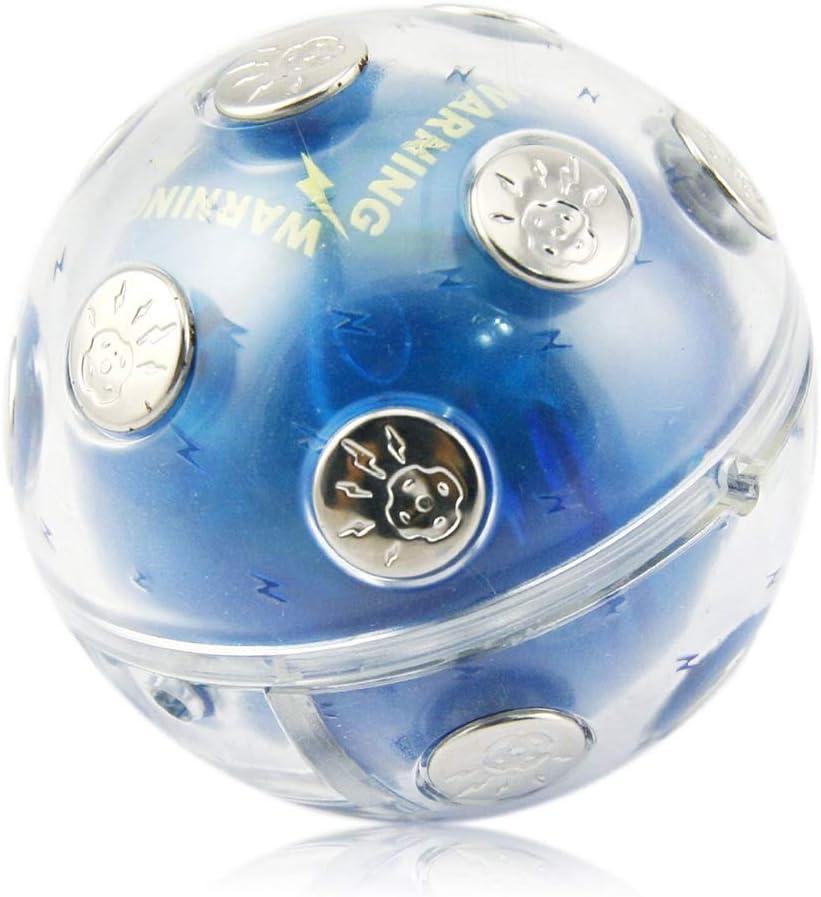 Newmere Shock Elettrico Shock Ball Gioco di Patate Calde per la Festa di Natale Avventura Regalo Divertente