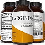 Complete L-Arginine Complex HCL Essential Amino Acid Workout Vitamin for Weight Loss Increased Energy Boost Metabolism Increase Muscle Mass Immune System Support for Men Women Teens Review