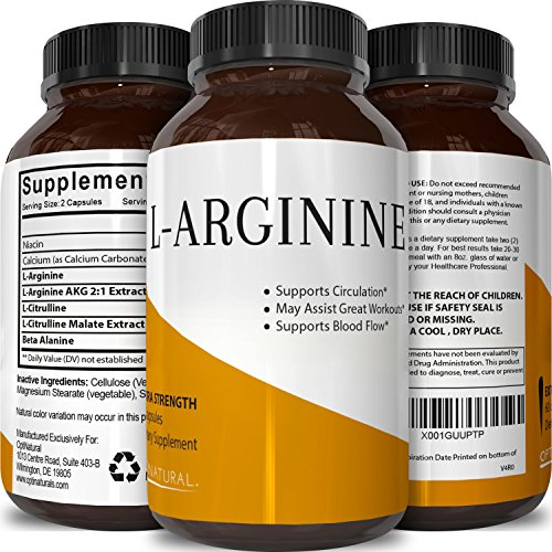 Complete L Arginine Essential Increased Metabolism product image