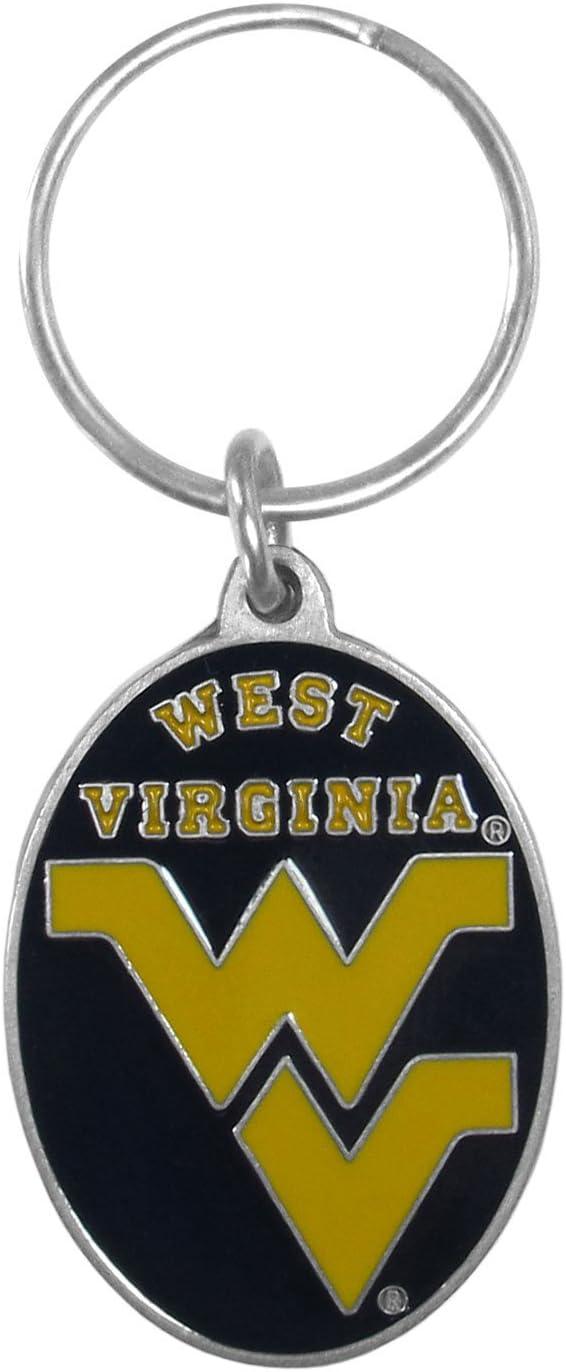 Siskiyou NCAA Fan Shop Carved Metal Key Chain