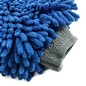 Zwipes Auto 434 Microfiber Ultra Car Wash Mitt
