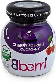 Bberri Extract (Cherry 100% Organic) Pack of 6 x 2.5 fl oz