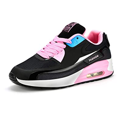 60b86e25fa Kivors Mens Women's Running Trainers Girls Running Shoes Trainers Gym  Fitness Sneaker Shoes Sports Shoes Jogging