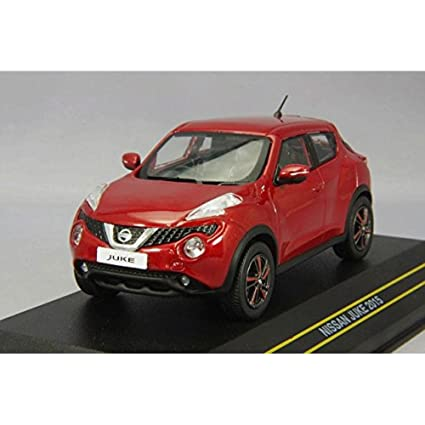 Amazon Com First 43 1 43 Nissan Juke 2015 Radiant Red Toys Games