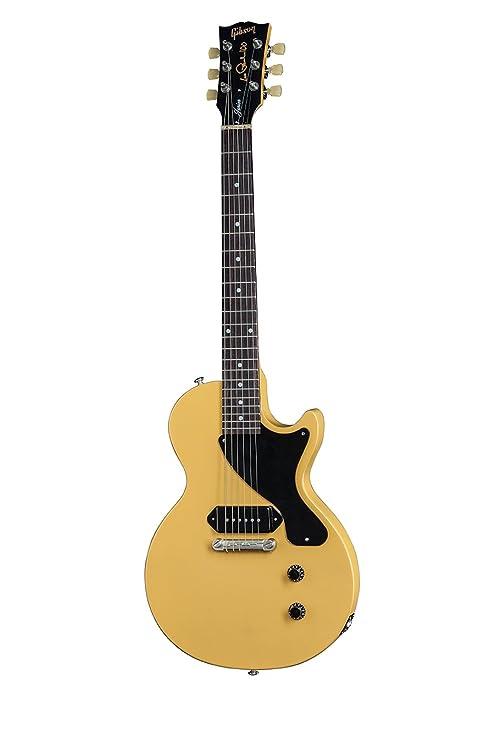 Gibson Les Paul Junior 2015 - Guitarra eléctrica, acabado gloss yellow. Pasa ...