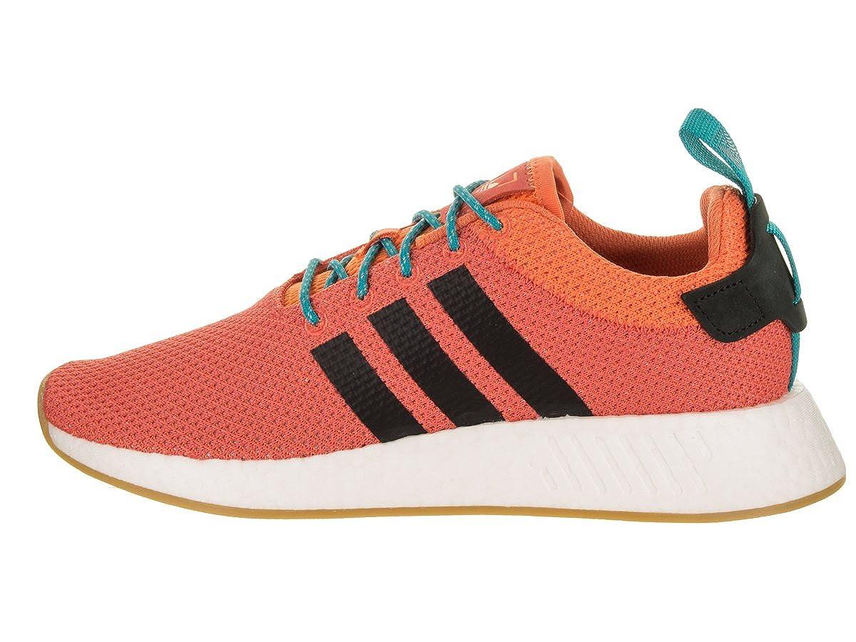 Adidas Herren NMD_R2 Sommer Originals Originals Originals Laufschuh 11,5 US 11 UK Orange Schwarz   Weiß 2a0c7a