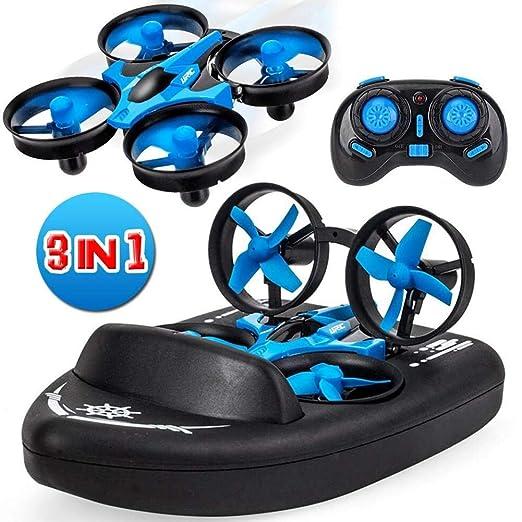 Mini dron para niños, barcos con mando a distancia para piscinas y ...