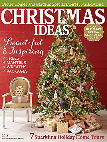 Christmas Ideas 2015 By Better Homes And Gardens Meredith Corporation