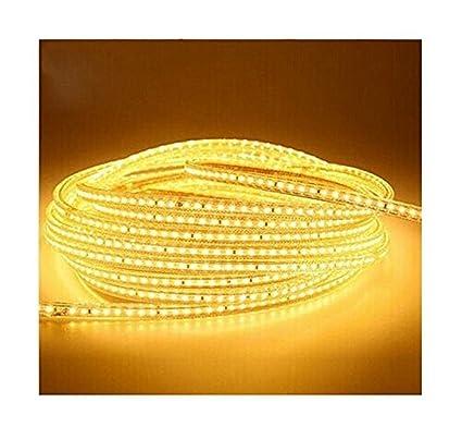 best website e4bb1 3227d Galaxy Lighting Rope Light Plastic (Warm White, Waterproof)
