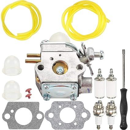 Amazon com: TB22EC Carburetor for Troy Bilt MTD Trimmer