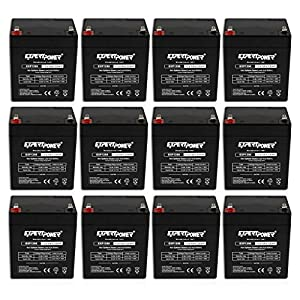 ExpertPower 12 Volt ALARM Batteries