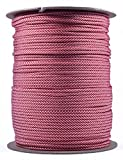 BoredParacord Brand Paracord (1000 ft. Spool) - Candy Cane
