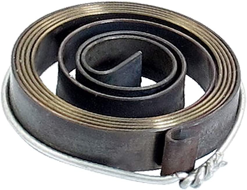 """8/"""" Metal Drill Press Quill Feed Return Coil Spring Assembly 3.5cm x 0.8cm"""