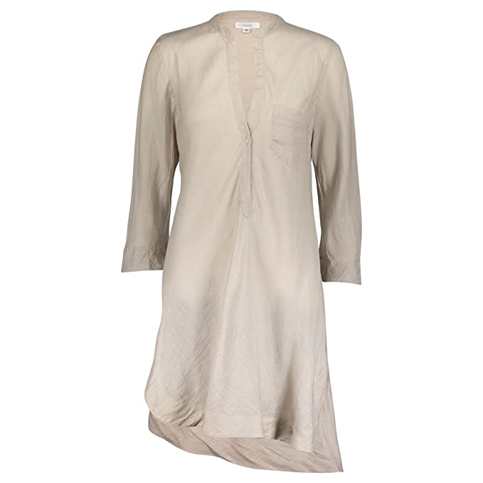 11699a3f913 Flavia Pocket Tunic Dress. 100% Linen Designer Dress. Comfortable, stylish  and perfect for every occasion. at Amazon Women's Clothing store: