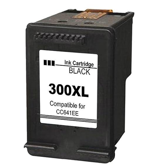 2 XL Compatibles HP 300 X L Cartuchos de Tinta Reemplazo Para ...