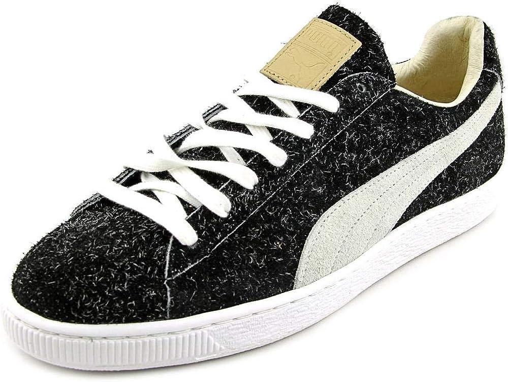 Suede Angora Japanese Sneakers