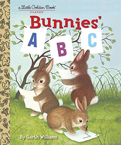 Buy new bunnies' abc little golden books