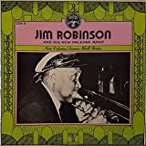 Jim Robinson and His New Orleans Band - New Orleans Dance Hall Series vinyl LP