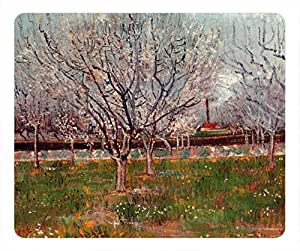 Vincent Van Gogh Rectangular Mouse Pad Scenery