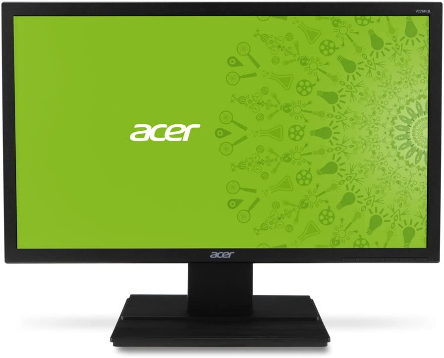 Acer V226WL bd 22-Inch Screen LED-Lit Monitor