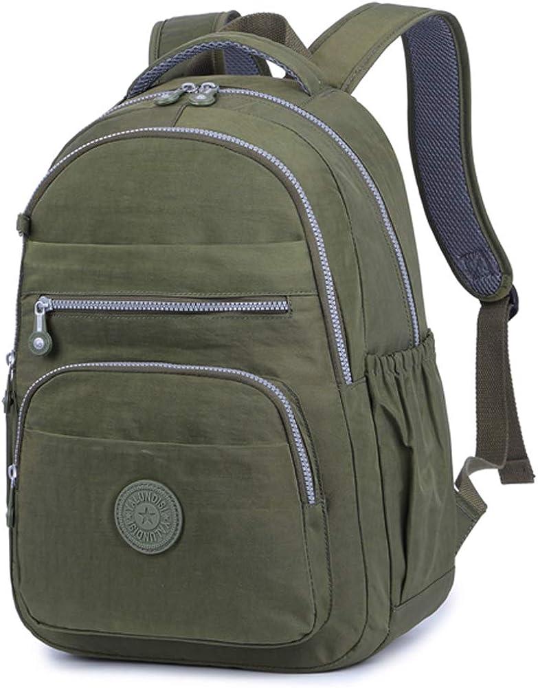 Nylon Casual daypacks Lightweight Waterproof and Tear-Resistant Laptop Backpack
