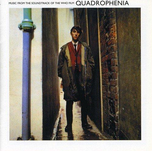 CD : The Who - Quadrophenia - O.S.T. (United Kingdom - Import)