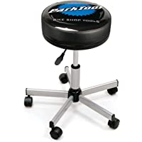 Park Tool Rolling, Adjustable Height Shop Stool
