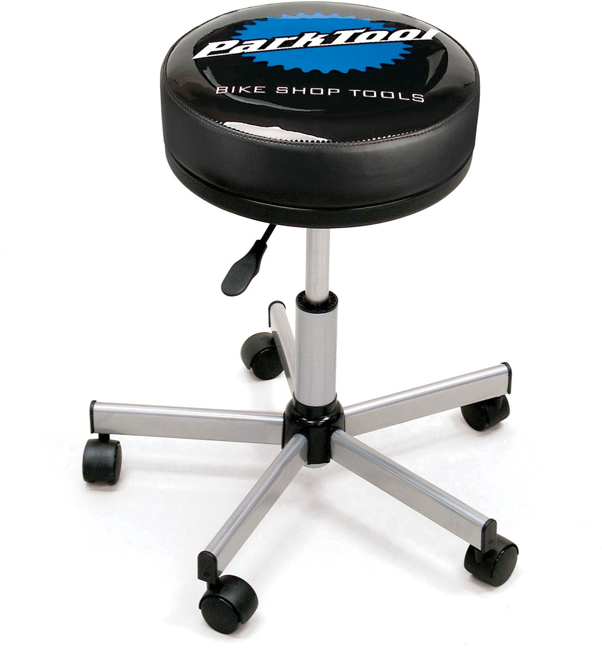 Park Tool Rolling, Adjustable Height Shop Stool by Park Tool