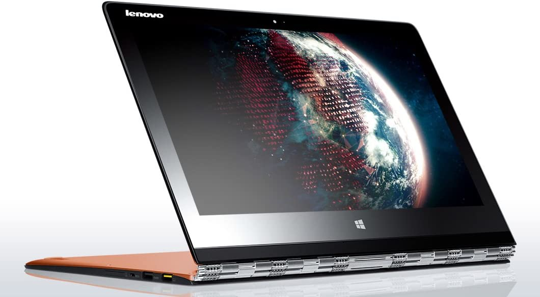 Lenovo Yoga 3 Pro - 80HE010JUS Laptop Computer - Clementine Orange: Web Special - Intel Core M-5Y71 (1.20GHz 1600MHz 4MB)