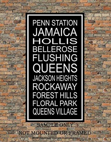 queens new york poster - 6