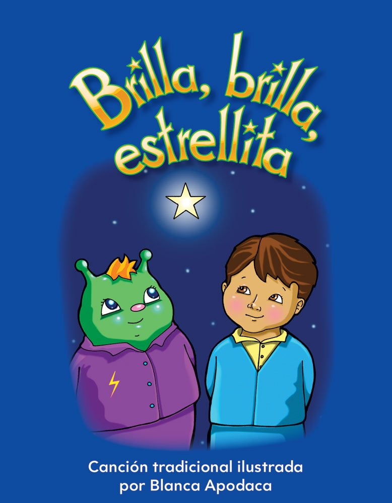Download Teacher Created Materials - Early Childhood Themes: Brilla, brilla, estrellita (Twinkle, Twinkle, Little Star) - - Grade 2 (Literacy, Language, and Learning) (Spanish Edition) PDF