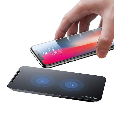 Amazon.com: Cargador inalámbrico, accesorios para teléfonos ...