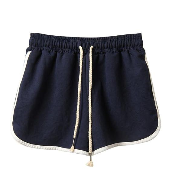 Pantalones Cortos Mujer Verano 40e82ddd0e708