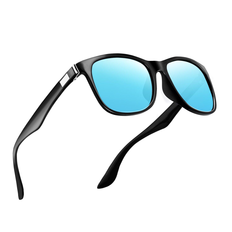 d7974295eadc Polarized Lens - 100% UV400 protection from harmful UVA   UVB rays.  Polarizer is manufactured according to the principle of light polarization