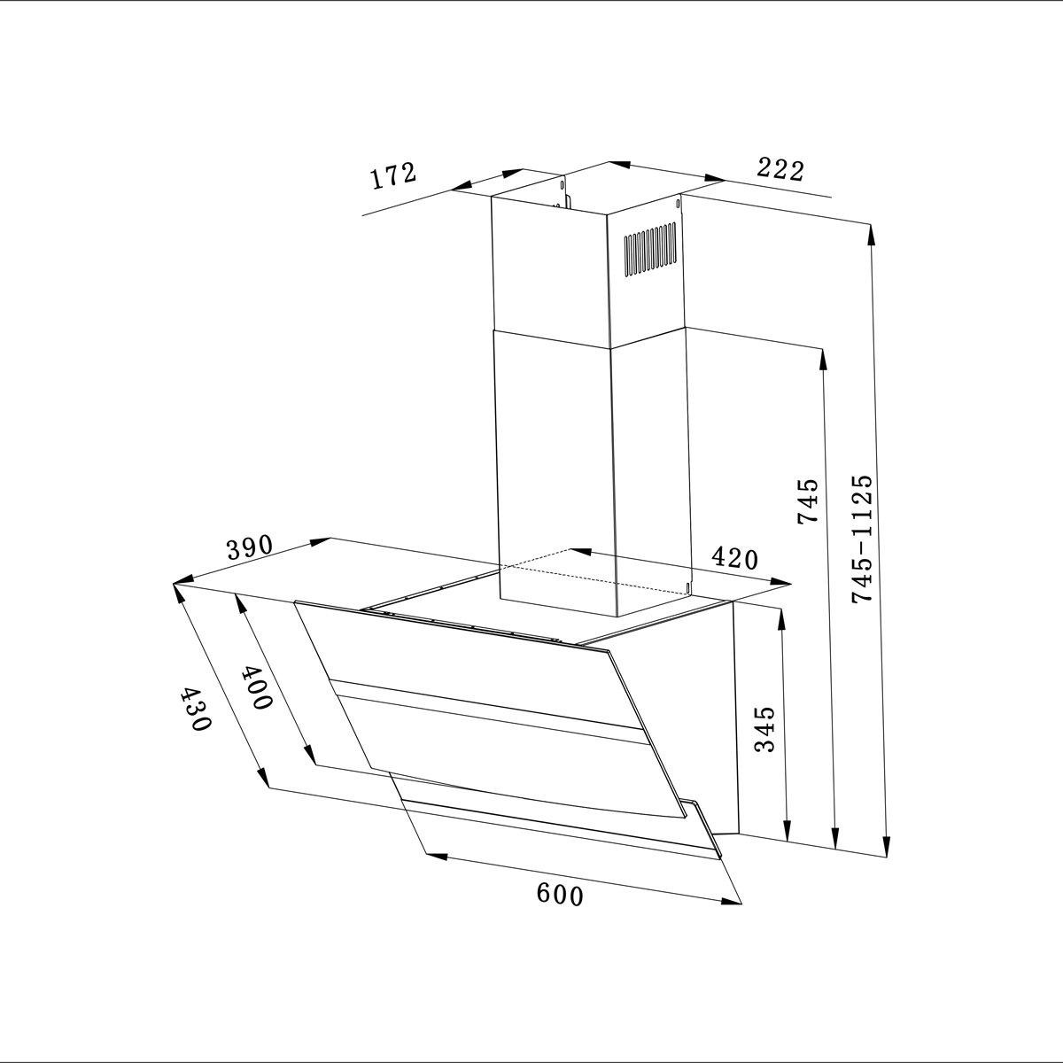 1/pezzi Maclean mce193/UK spina 3/Pin 13/a 230/V