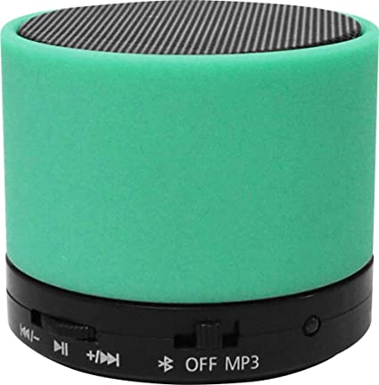Gems Portable Bluetooth Speaker - Pink - for Smartphones, Tablets, MP8  Players