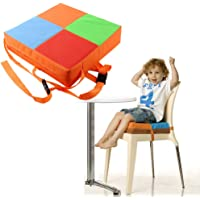 Kids Booster Cushion By Simply Good Straps Secure To Seat