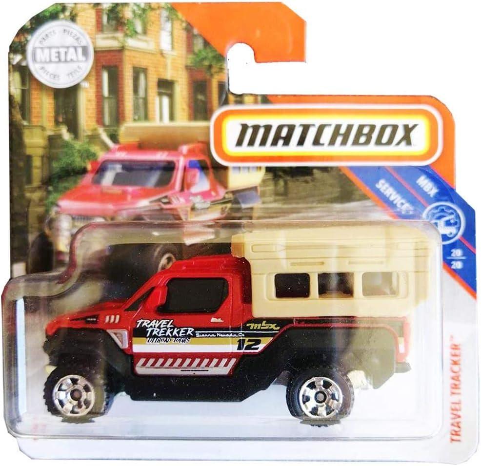 Matchbox Service Travel Tracker 1:64: Amazon.es: Juguetes y juegos