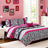 Mi Zone Reagan Coverlet Set Pink King