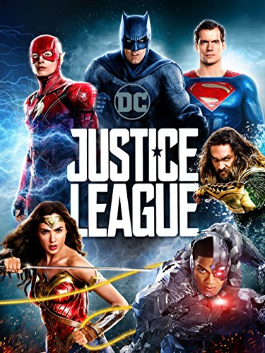 DVD : Justice League