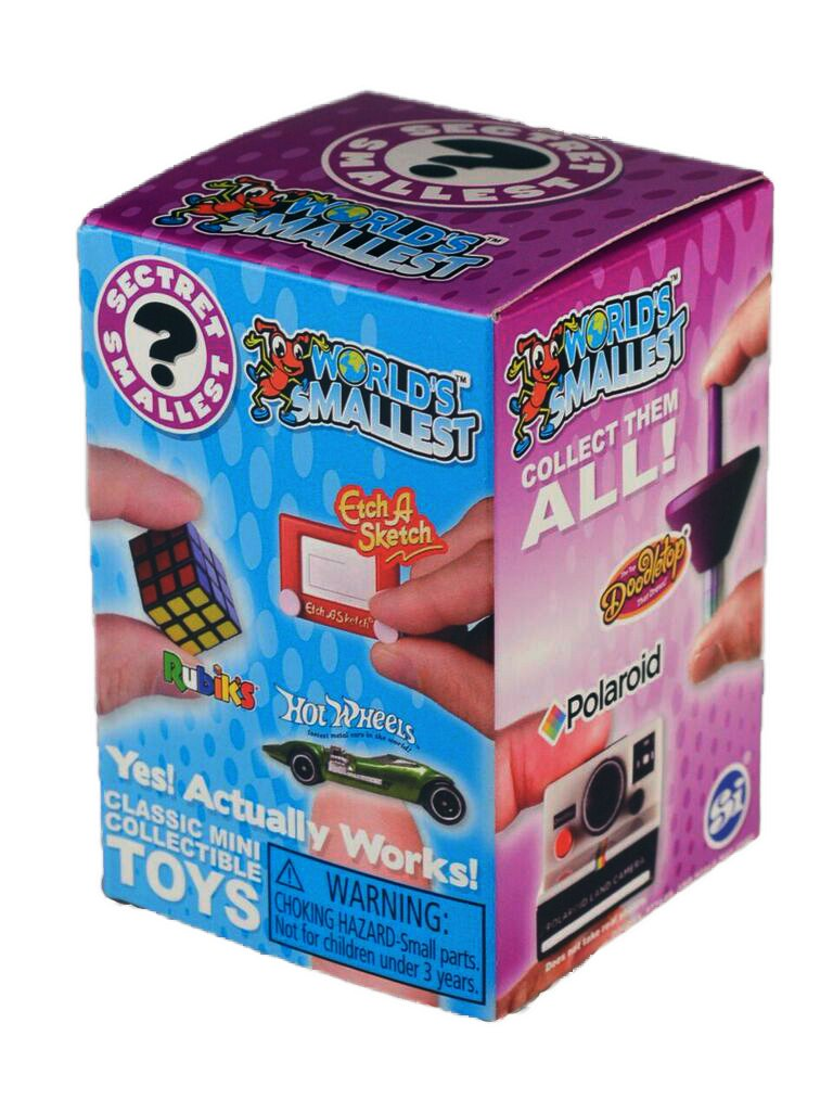 World's Smallest Blind Box Miniature Toys