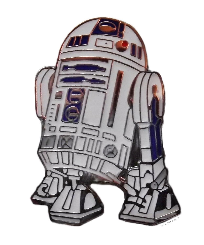Star Wars R2D2 Full Figure Enamel PIN