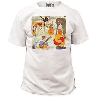 Amazon.com: The Band - Mens Big Pink T-Shirt: Clothing