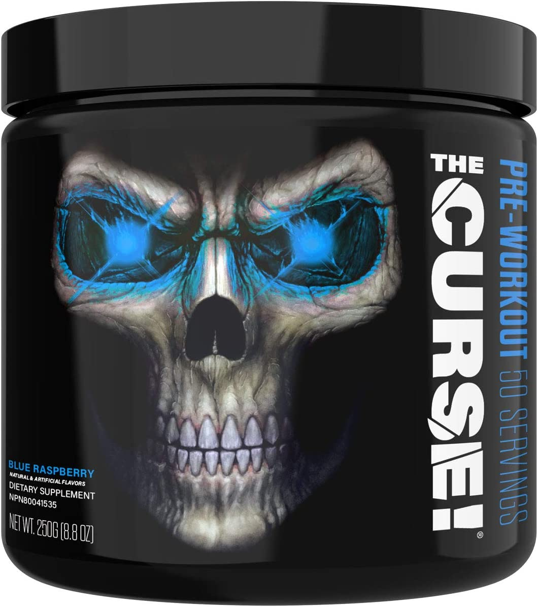 JNX Sports The Curse Pre Workout Supplement