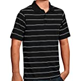 2016 Antigua Men's Golf Polo Shirt Deluxe Striped