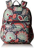 Vera Bradley Women's Lighten Up Just Right Backpack, Nomadic Floral