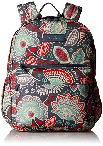 Vera-Bradley-Womens-Lighten-up-Just-Right-Backpack-Nomadic-Floral