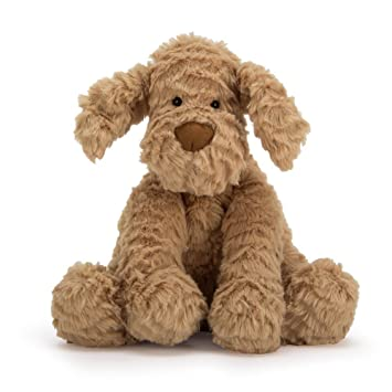 Jellycat - Fuddlewuddle Puppy - Medium