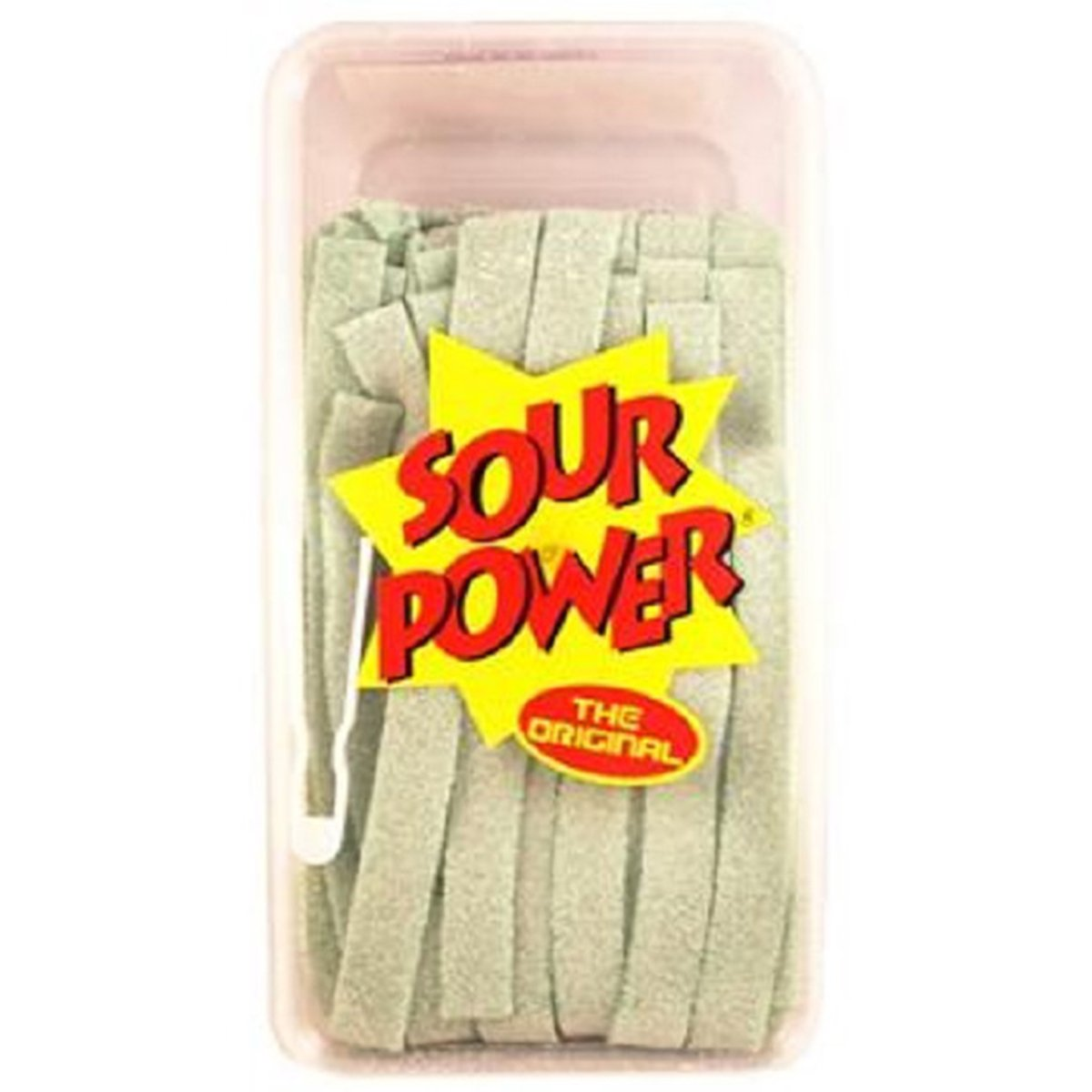 Product Of Sour Power Belts, Unwrap Green Apple, Count 150 - Sugar Candy / Grab Varieties & Flavors