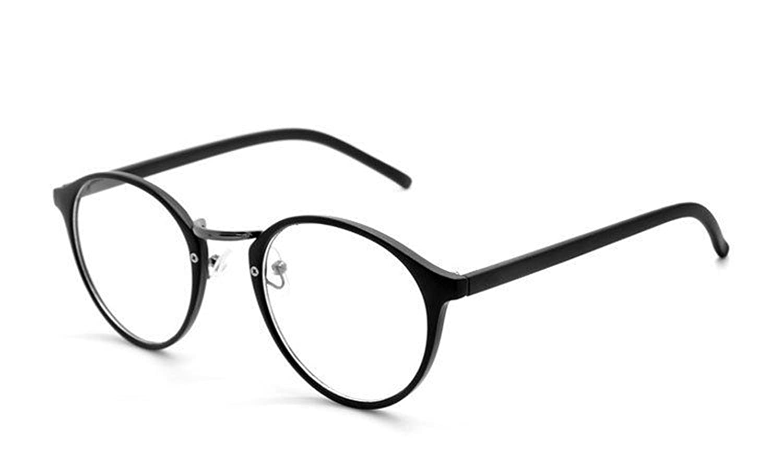 56869823d893 Amazon.com  Optical Glasses Frame Boston Type Eyeglasses Myopia Frames  Women Clear Transparent Glasses Women s Men s  Clothing